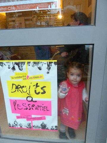 """<div class=""""c_news"""">[ACTUS]</div>La semaine de la solidarité internationale célébrée avec desmigrants"""