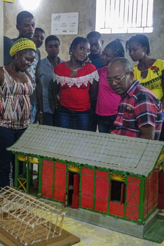 """<div class=""""c_news"""">[ACTUS]</div>Haïti : l'équipe des """"bos"""" s'agrandit !"""