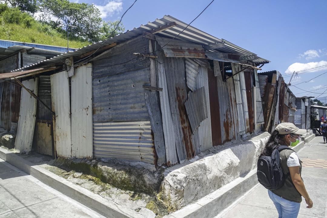 """<div class=""""c_news"""">[FOCUS PROJET]</div>Quatre lieux de production de l'habitat au Salvador, quatre différents modes d'intervention"""